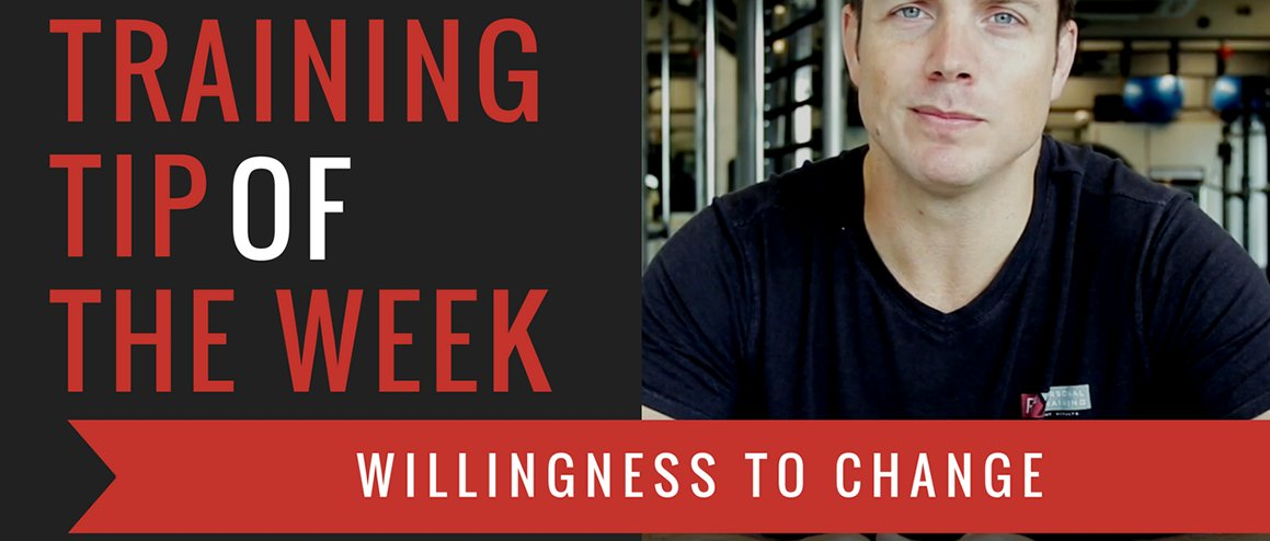Video: Willingness to Change