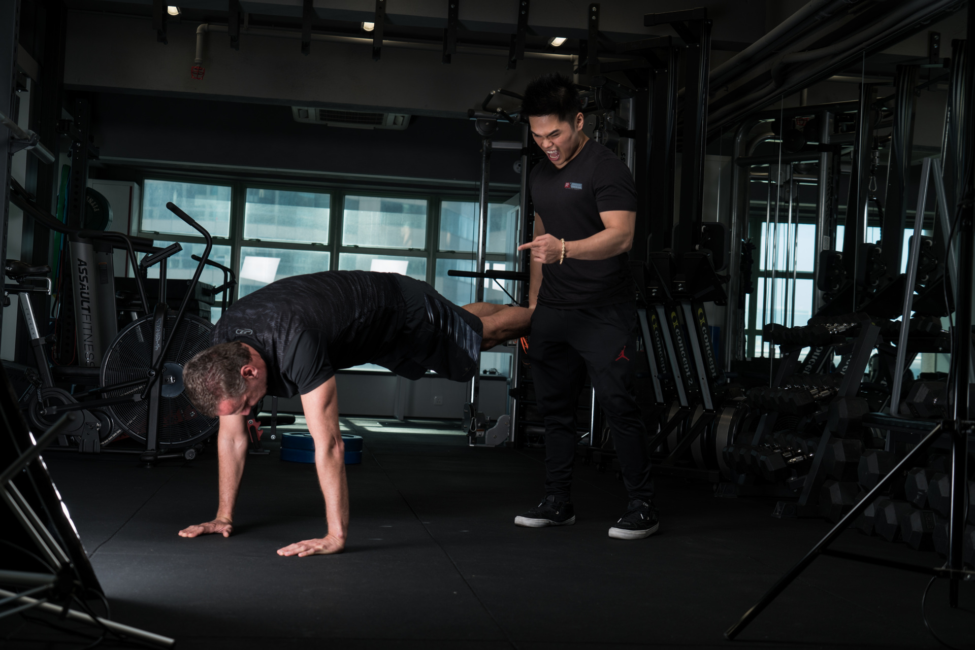 9 Qualities of a Great Trainer